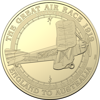 10164 Reverse of the 2019 $1 Centenary of The Great Air Race