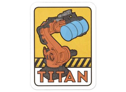 70029 Titan Magnet