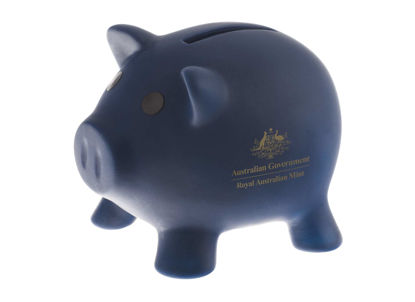 711307 Royal Australian Mint Money Box