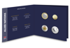 10401 Packaging of the 75th Anniversary of D-Day 2019 Uncirculated Four-Coin Set