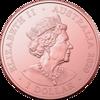 10245 Obverse of $1 - Qantas Centenary 2020 $1 Coloured Uncirculated Eleven-Coin Collection