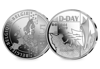 10401 5 Euro Belgium 75th Anniversary of D-Day 2019 Uncirculated Four-Coin Set