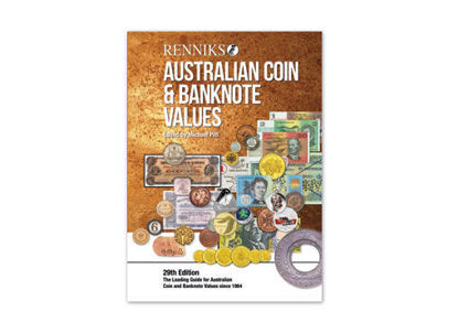 70015 Renniks Coin Book - 29th Edition