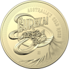 10287 Reverse of the 2020 $1 S Mintmark Eureka! Australia's Gold Rush Coin