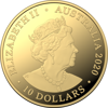 10285 Obverse of the 2020 $10 Gold Proof Eureka! Australia's Gold Rush Coin