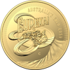10285 Reverse of the 2020 $10 Gold Proof Eureka! Australia's Gold Rush Coin