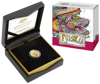 10285 Packaging of the 2020 $10 Gold Proof Eureka! Australia's Gold Rush Coin