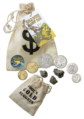 10331 2020 Gold Rush Loot Bag