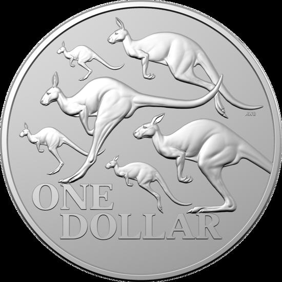 10467 Reverse of the Kangaroo Series - FRUNC Red Kangaroo