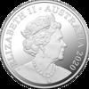 Obverse of 10377 2020 $5 Silver Tasmainian Devil Proof Coin