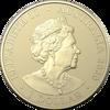 Obverse of 10397 2020 $1 Australian Paralympic Team Ambassador Coloured Frunc Coin