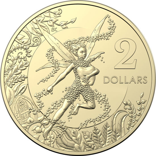 10242 2020 $2 Uncirculated Tooth Fairy Coin