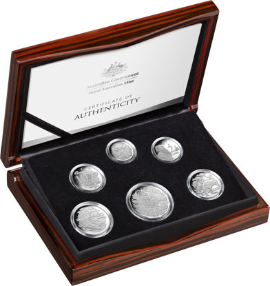 10332 2020 Silver Proof Year Set