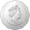 2020 50c Christmas Unc Coin