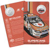 2020 50c Coloured Uncirculated Ford BF Falcon Coin Packaging