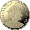 2021 Six Coin Proof Year Set $1 obverse