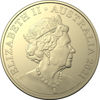 2021 $1 Coloured Uncirculated Centenary of Rotary in Australia Coin