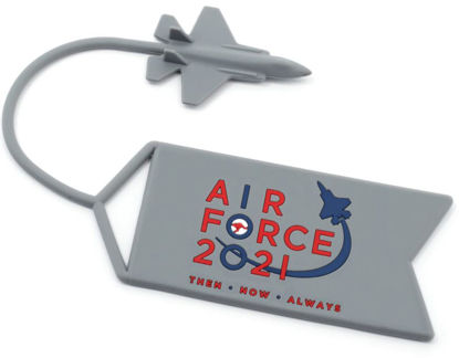 RAAF Silicon Bag Tag