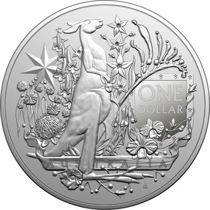 2021 Coat of Arms Silver Investment Coin